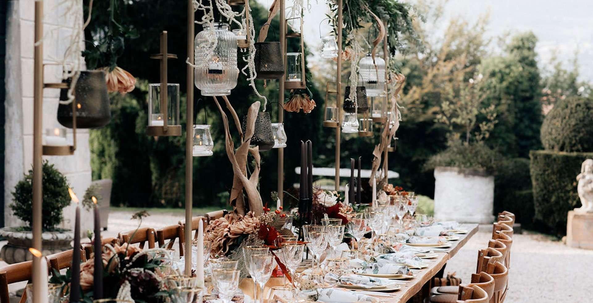 Matrimonio intimo in villa palladiana nel cuore della Valpolicella
